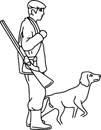 Coloriage Chasse Imprimer