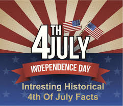 July Celebration Facts Fourth About 4th Interesting Of Historical Trivia