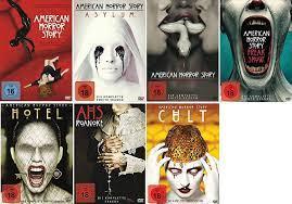 American Horror Story Staffel 1-7 ...