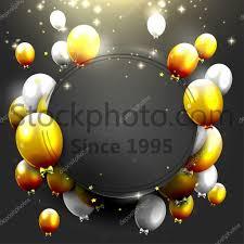 Stock Photos Luxury Birthday Background