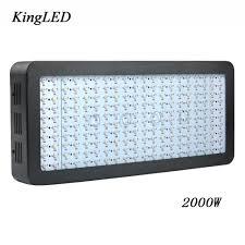 King 2000w Led Grow Light 1 Pc Kingled 2000w Led Grow Light Powerful Full Spectrum Led