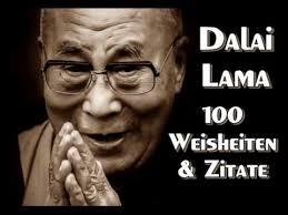 Dalai Lama Weisheiten Alle Wesen Wollen Glücklich Sein Youtube