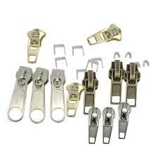 197Pcs Zipper Repair Kit Zip Slider Rescue Universal Zippers ...