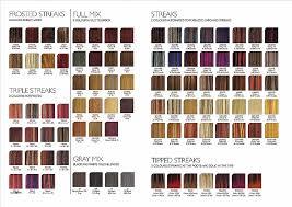 Loreal Inoa Hair Color Chart Bedowntowndaytona Com