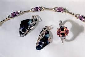 custom baby birthstone necklace custom jewelry by urban jewelers in ann arbor mi