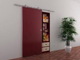 sliding door hardware. Modern Set Of Barn Door Hardware For Sliding