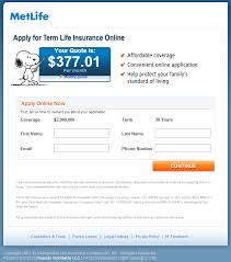 metlife quote life insurance simple life insurance forms metlife insurance results sm genuine