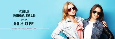 Fashion Banner Shoppingkup Online Shopping Site For Women