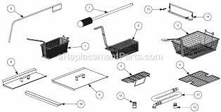 frymaster h55 parts list and diagram ereplacementparts com click to close