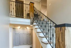Iron Stairs Design Indoor Agreeable Interior Railing Ideas Rustic Stair About Kits