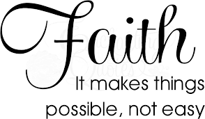 Christian Quotes About Faith New Religious Wall Quotes Christian Vinyl Wall Quotes Wall Decals