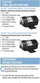0 service factor flex 48 two sd low start run motors for