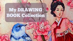 my drawing book collection 2018