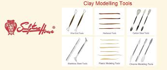clay carving tools names. scuplture house modelling tools clay carving names seattle pottery supply