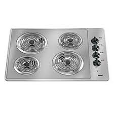 Electric stove top Gas Kenmore 41203 30 Sears Shop The Best Cooktops Gas Electric Stove Tops At Sears