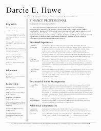 50 Lovely Junior Financial Analyst Resume Linuxgazette