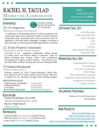 Free Contemporary Resume Templates Images Modern Classy Day Samples