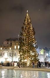 Trafalgar Square Christmas tree - Wikipedia
