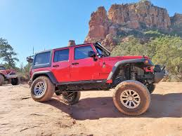 Sedona Jeep 4X4