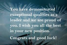 Congrats On Your Promotion Congratulations Message For Promotion In Job Hubpages