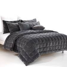 Quilt Covers, Doona Covers, Quilt Cover Sets - Manchester Madness & Alastairs Augusta Faux Mink Quilt Set Adamdwight.com