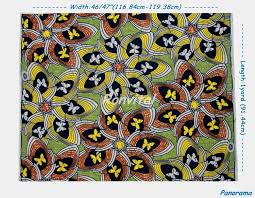 african real wax print cotton fabric 5