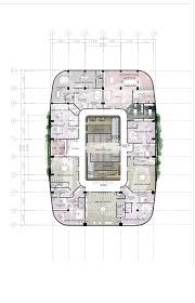 architectural plans of houses. Design 8 / Proposed Corporate Office Building High-rise Architectural Layouts Plans Of Houses O