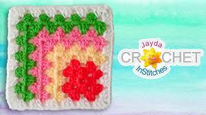 Square Crochet Pattern Cool Inspiration