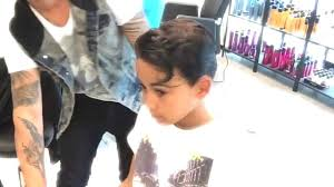 子供の髪型男の子の可愛いくせ毛天パのヘアスタイル特集