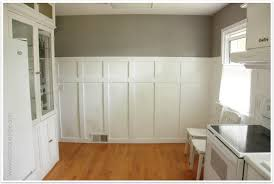 Wainscoting Kitchen Backsplash Kitchen Wainscoting Ideas