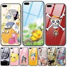 Japan Anime Tempered Glass back cover ...