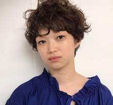 ショートショートヘアパーマスタイルmagnolia所属大毛亮佑のヘア