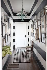 Image of: Bohemian Hallway Decor Ideas