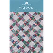 Crosswalk Pattern by MSQC - MSQC - MSQC — Missouri Star Quilt Co. & Crosswalk Pattern by MSQC Adamdwight.com