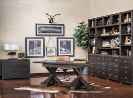 a hemispheres exclusive the rustic desk is perfect for those looking to relax their home