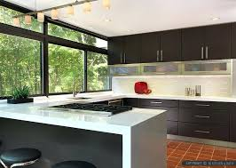 contemporary kitchen backsplash modern kitchen cabinets marble glass tile modern white kitchen backsplash ideas