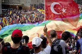 اسطنبول - الامن التركي يطبق الحظر على مسيرة للمثليين والمتحولين جنسيا