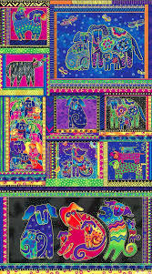 765 best Fabric images on Pinterest | Water lilies, Crazy quilting ... & Dogs & Doggies - Artful Breeds - Multi/Gold - 24 x 44 PANEL Quilt fabric  online store Largest Selection, Fast Shipping, Best Images, Ship Worldwide Adamdwight.com