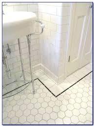 outstanding bathroom floor tile designs hexagon mosaic floor tile hexagon tile bathroom floor white hexagon mosaic floor tile tiles home design bathroom