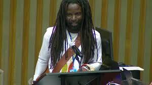 Rocky Dawuni Shine A Light Rocky Dawuni Inspirational Talk Glf New York 2019 Global