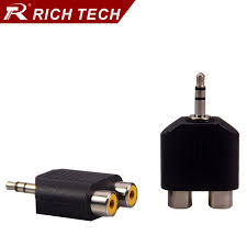 online get cheap speaker wire adapters aliexpress com alibaba group Speaker Wire Harness Male Female Plugs 50pcs rca connector stereo 2xjack rca to 3 5plug adapter male to female audio speaker adapter cable terminal wire connector Automotive Wire Harness Plugs