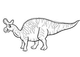 Kleurplaat Dinosaurus 54 Allerbeste Dinosaurus Kleurplaten