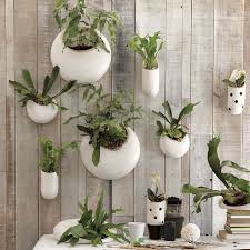 black outdoor wall planters all interview