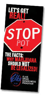 legalizing weed facts