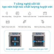 Shop bán Quạt điều hòa hơi nước PH4000CN Inverter Quạt THÁI PENHOSE siêu  mát 100% Tặng 2 viên đá Tiết kiệm điện năng