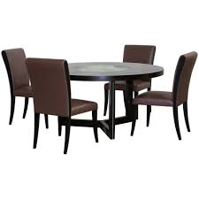 mind blowing dining room design ideas using round dining table with lazy susan fascinating dining