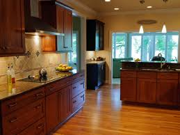Best Paint Kitchen Cabinets Refinishing Kitchen Cabinet Ideas Pictures Tips From Hgtv Hgtv