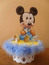 Mickey Mouse Baby Shower Cake  CakeCentralcomBaby Mickey Baby Shower Cakes