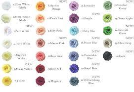 Lotus Flower Color Chart Rose Color Meaning Chart Www Bedowntowndaytona Com