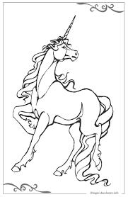 Unicorno Disegni Da Colorare Ragazze Gratis
